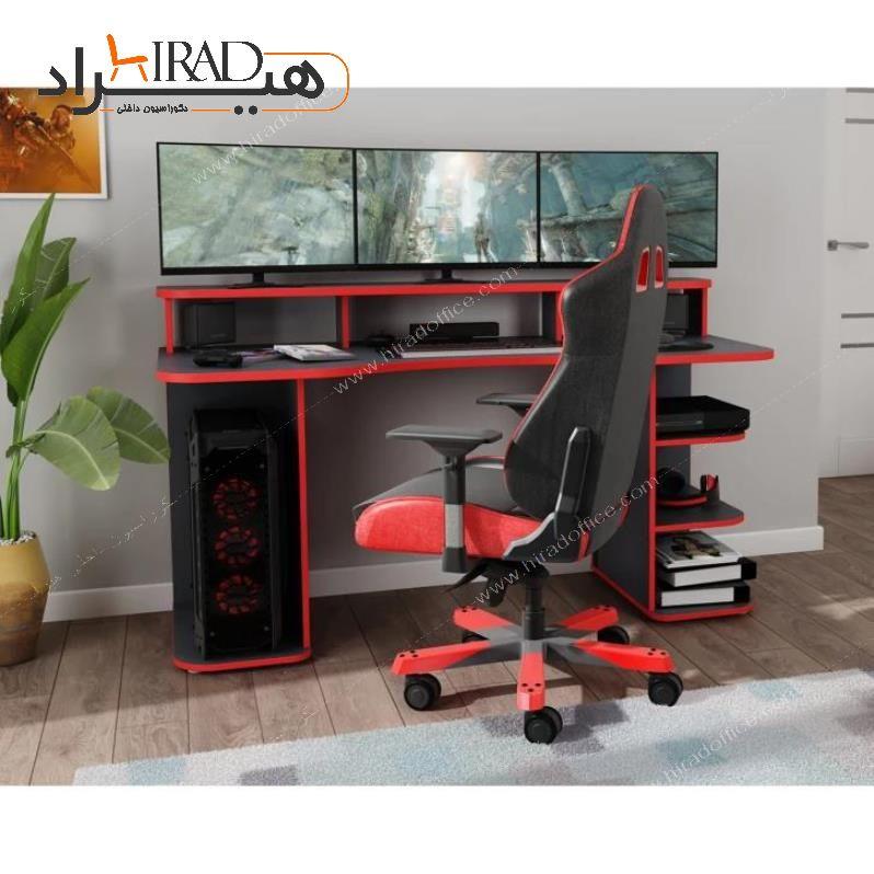 میز کامپیوتر هیراد مدل R104